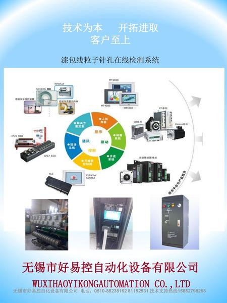 WUXIHAOYIKONGAUTOMATION CO.,LTD