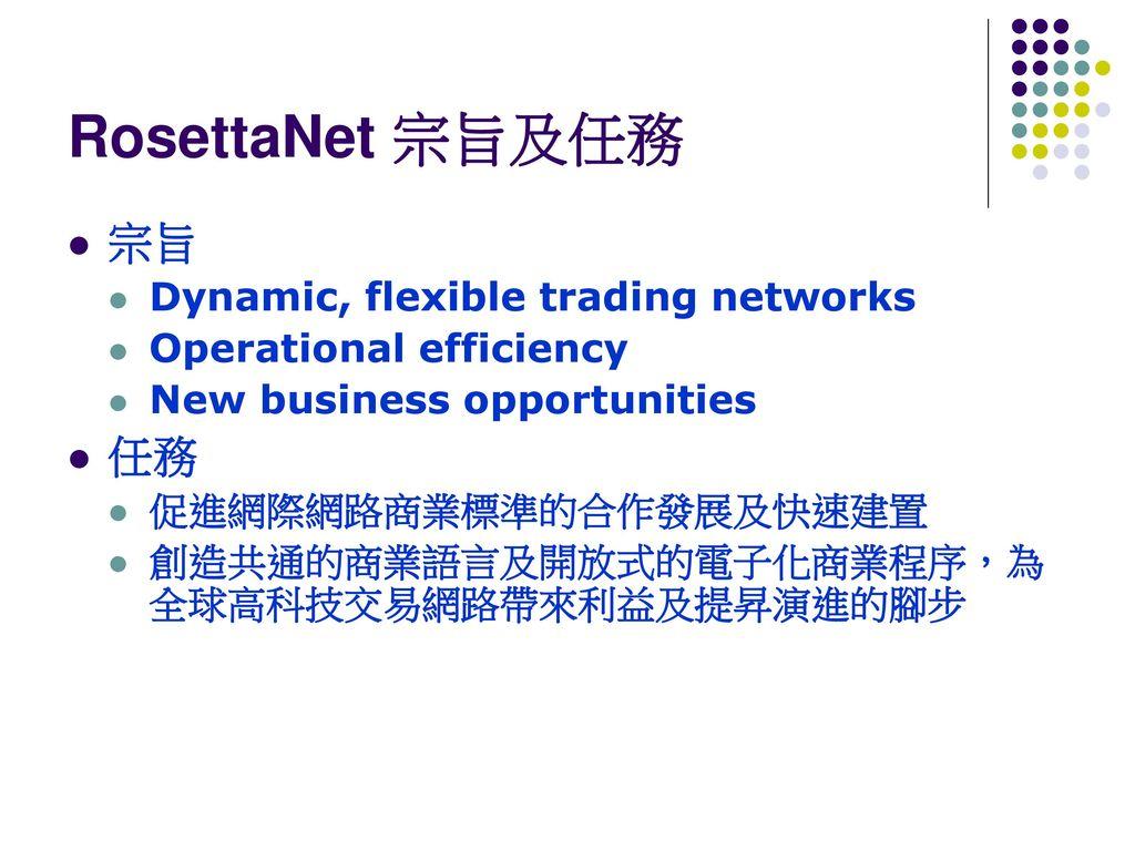 RosettaNet簡介 報告人:關貿網路 朱啟光. - ppt download Rosettanet