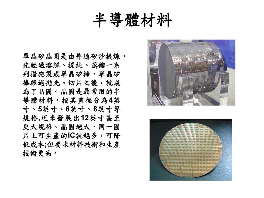 半導體材料