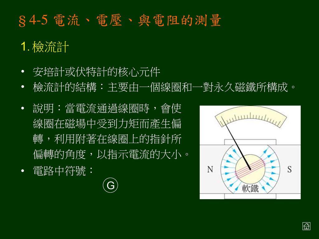 例題:如下圖所示的電路圖,試求 a,b 間的等效電阻
