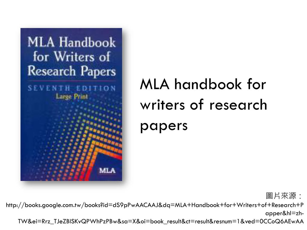 apa handbook for writers of research papers Sierra writing center term paper handbook for apa format  contents apa style research paper 1 sample title page 2 sample abstract 3 sample first page 4 in-text documentation (overview) 5  the term paper handbook for apa format may be reproduced for educational purposes however.