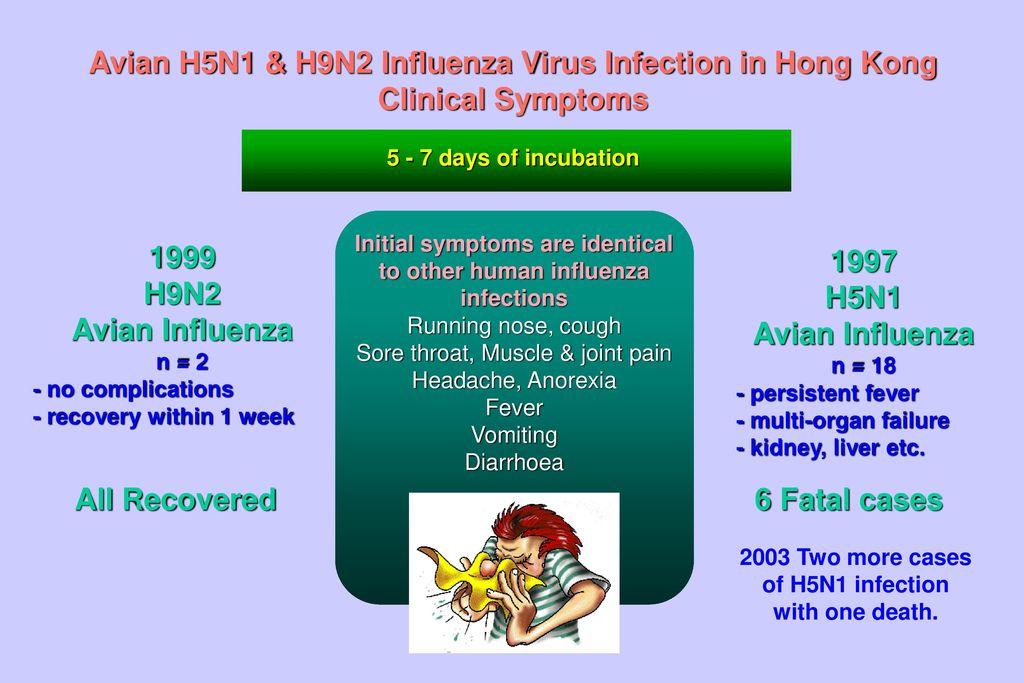 H9n2 influenza virus