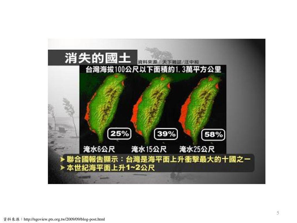 資料來源:http://ngoview.pts.org.tw/2009/09/blog-post.html