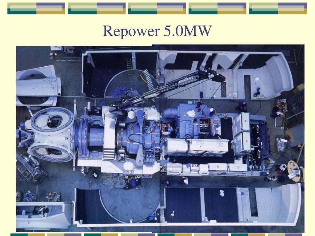 Repower 5.0MW