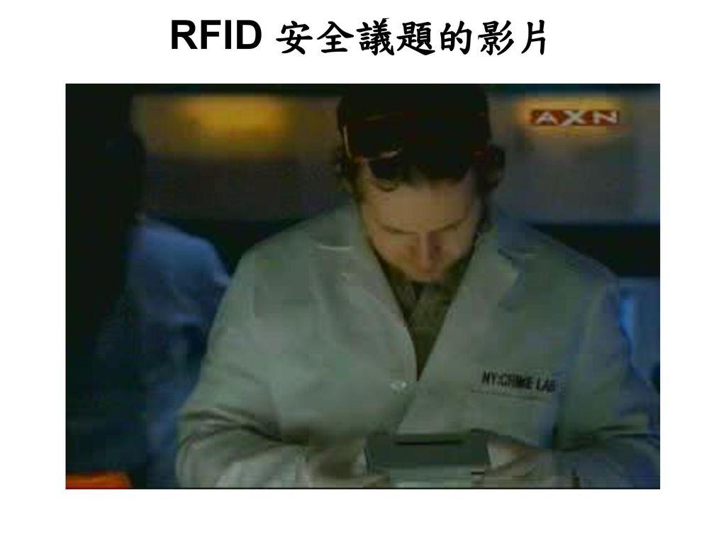 RFID 安全議題的影片