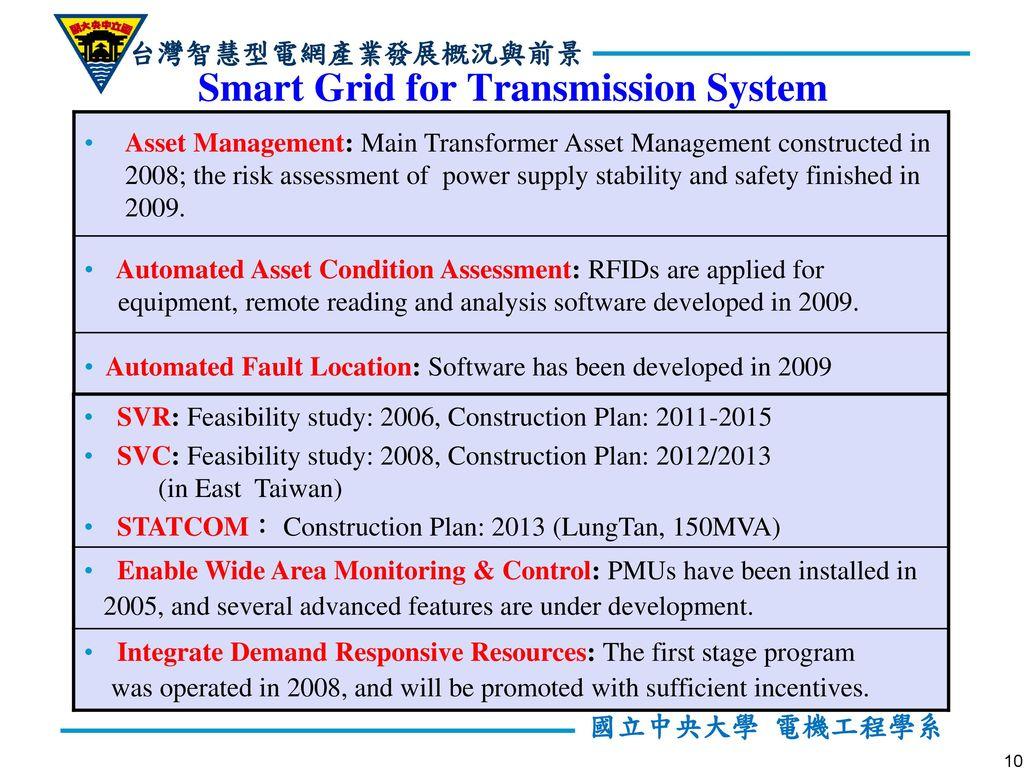 國立中央大學電機系講座教授 台灣智慧型電網產業協會副理事長 林法正 Ppt Download