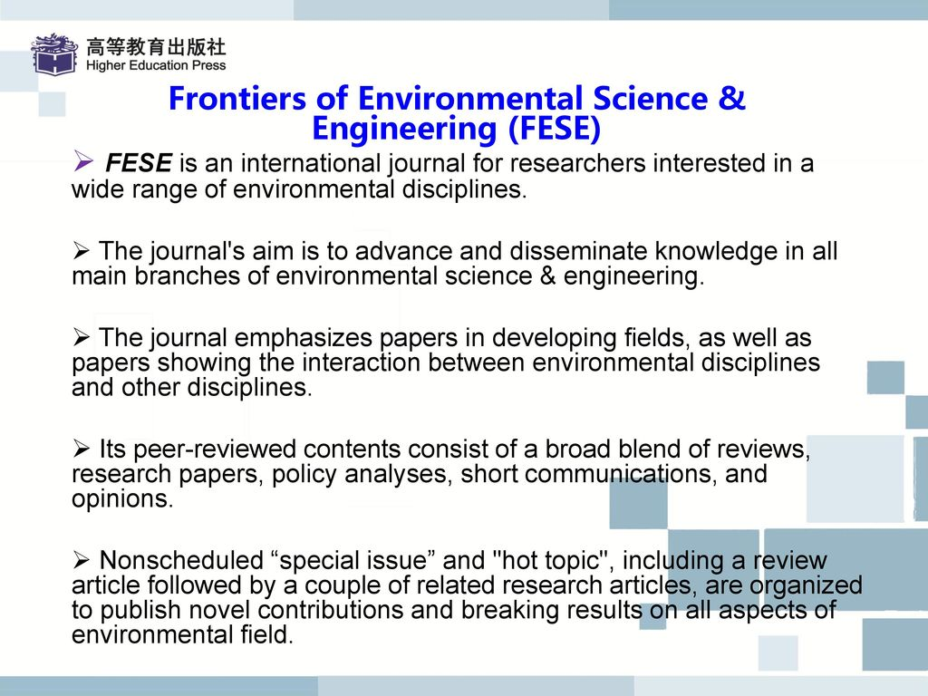 Special Ecosystem Services Issue Of Frontiers Resilience