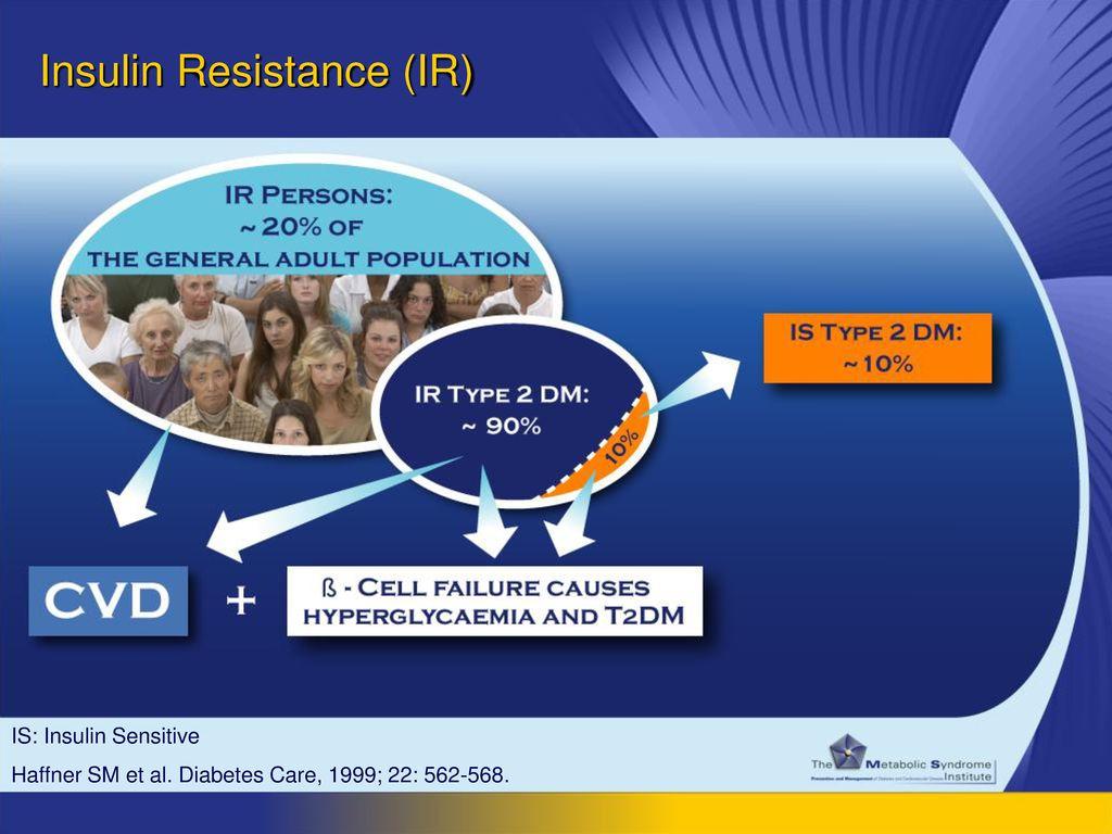 Insulin Resistance (IR)