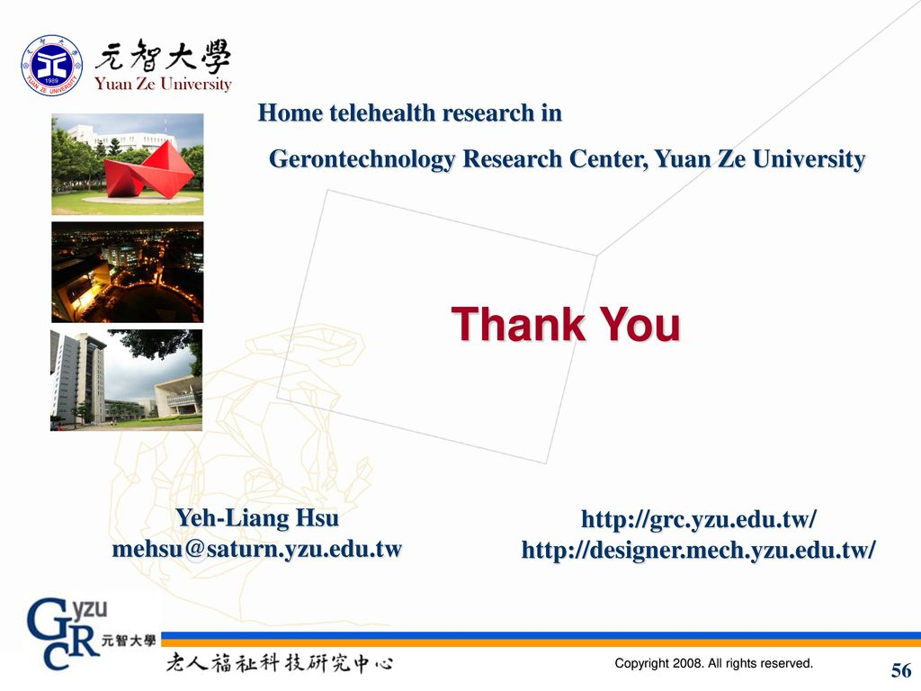 Thank You Home telehealth research in