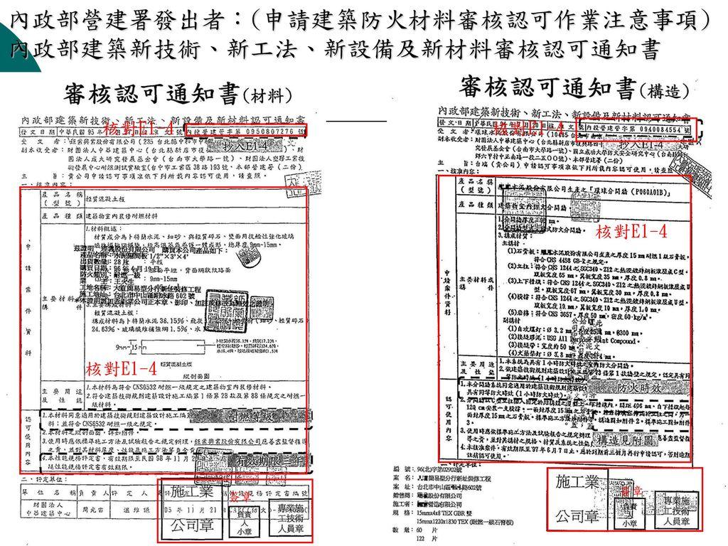 (二)、經濟部標準檢驗局:商品驗證登錄證書(國產品)