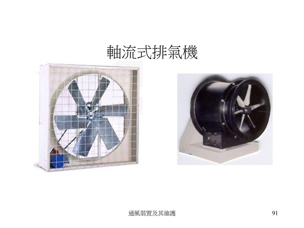 通風裝置及其維護