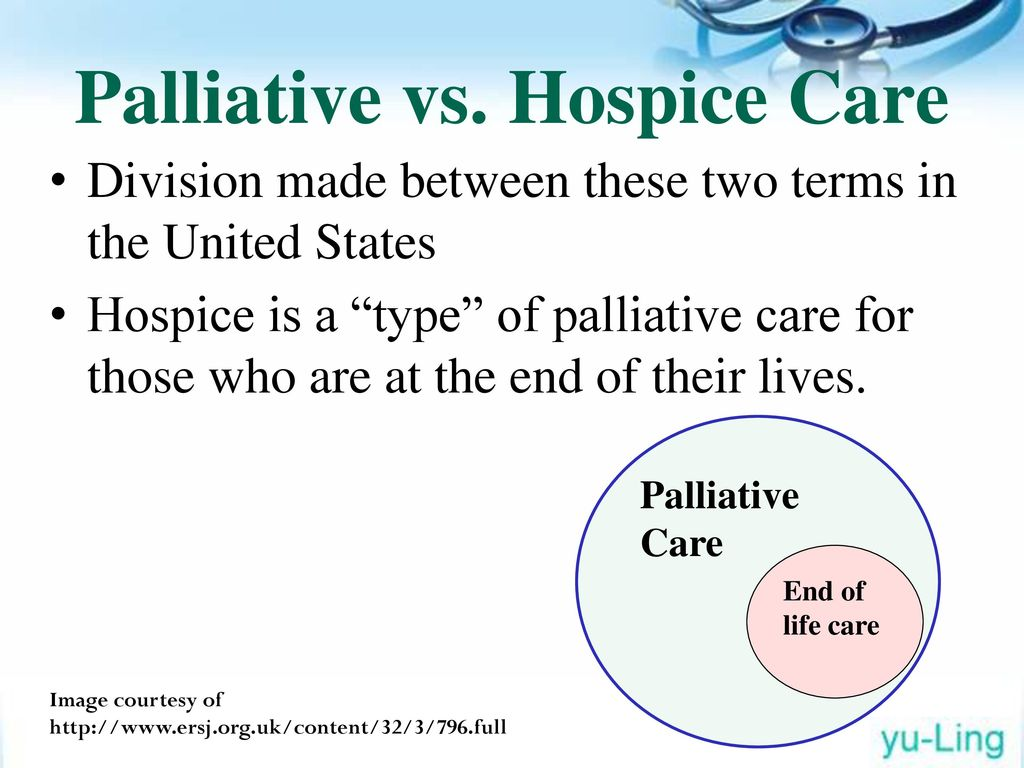 palliative care and hospice care the principles and goals they set essay Palliative care essay the hospice and the palliative care team provide specialist palliative care and hospice care: the principles and goals they set.