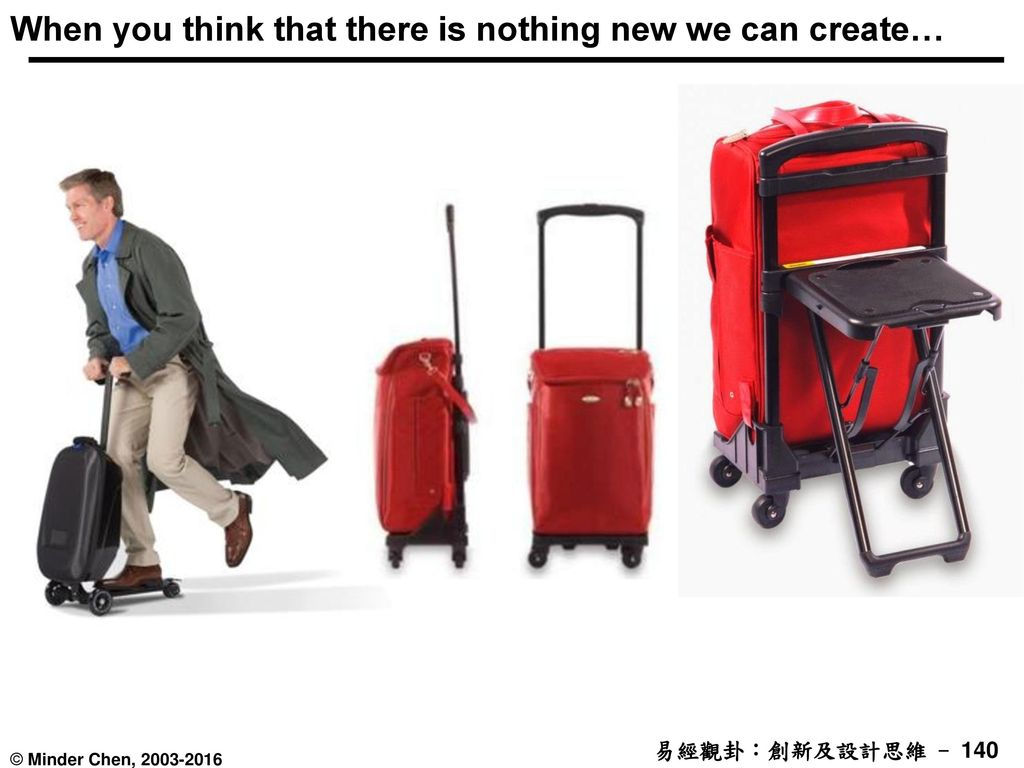 When you think that there is nothing new we can create…
