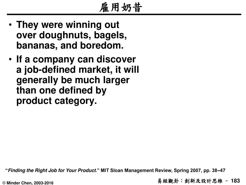 雇用奶昔 They were winning out over doughnuts, bagels, bananas, and boredom.