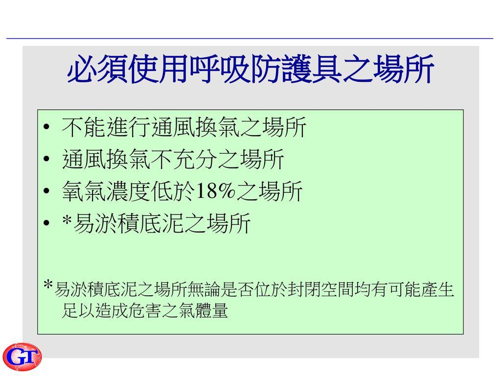呼吸防護具之中國國家標準 CNS 6638 Z 2025 輸氣管面罩 CNS 6860 Z 2026 空氣呼吸器