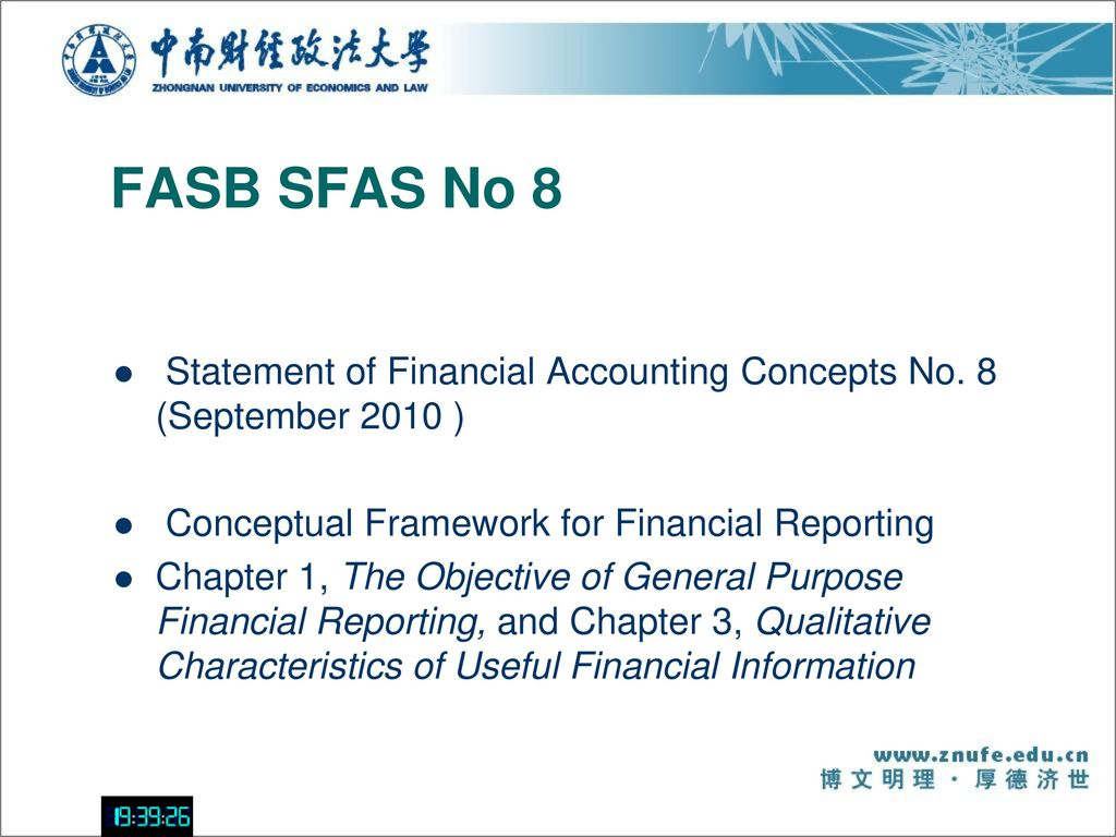 conceptual framework iasb fasb joint project The convergence of accounting standards refers to the goal of establishing a  single set of  efforts towards convergence include projects that aim to improve  the  in a joint report published in 2012, the iasb and fasb stated that most of  the.