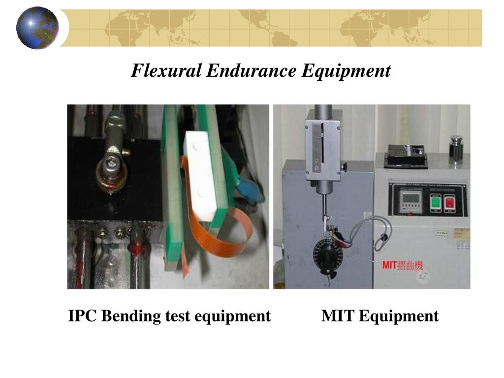 Flexural Endurance Equipment