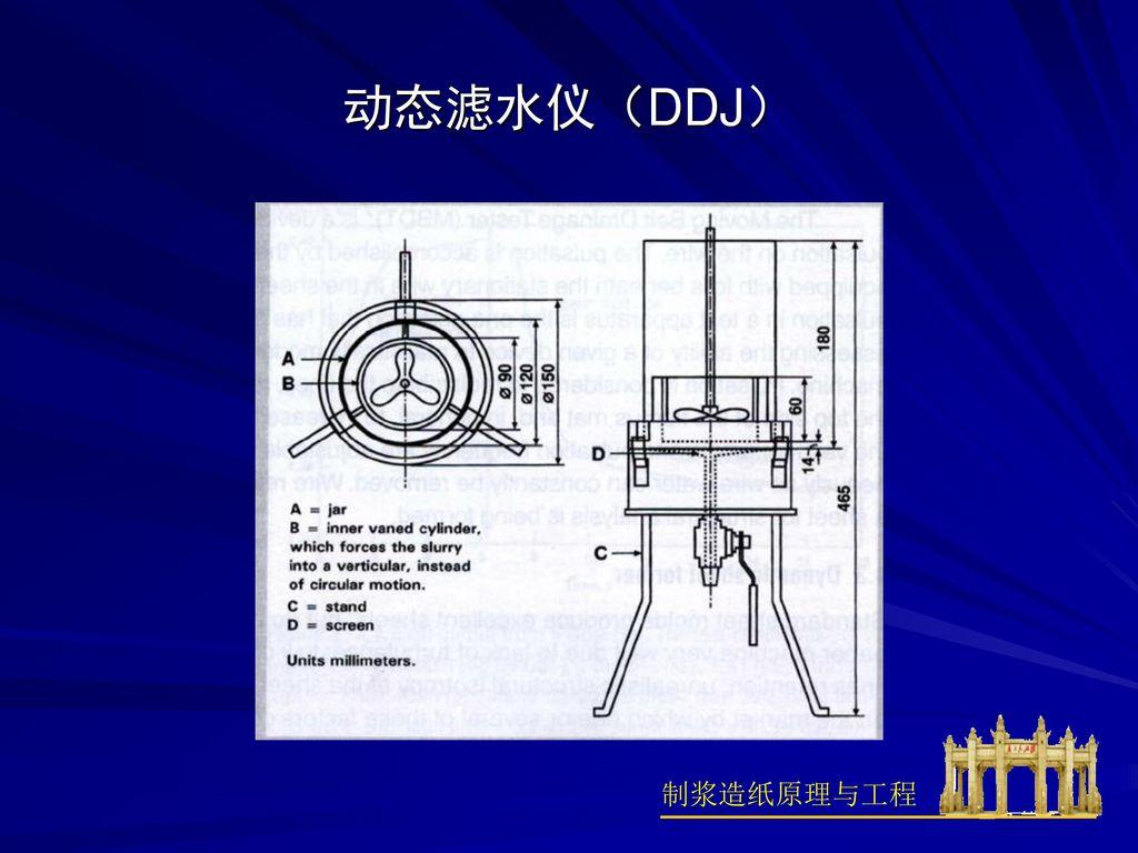 动态滤水仪(DDJ)