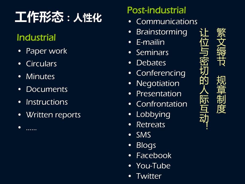 Industrialization document based essay