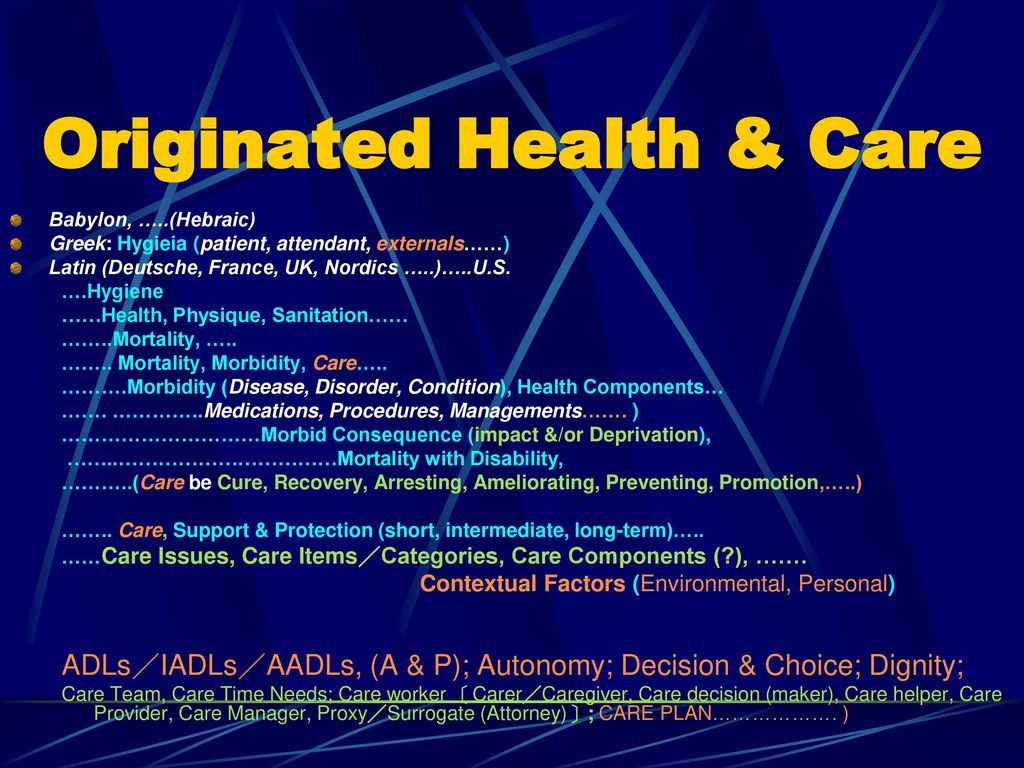 Originated Health & Care