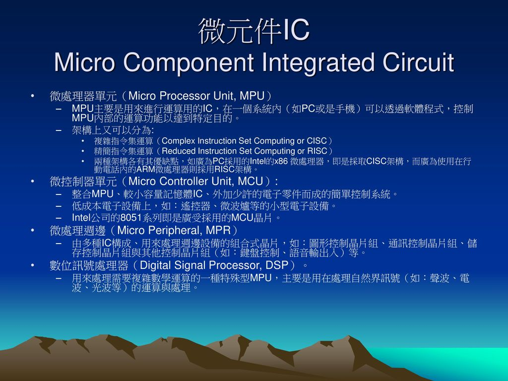 邏輯IC Logic Integrated Circuit