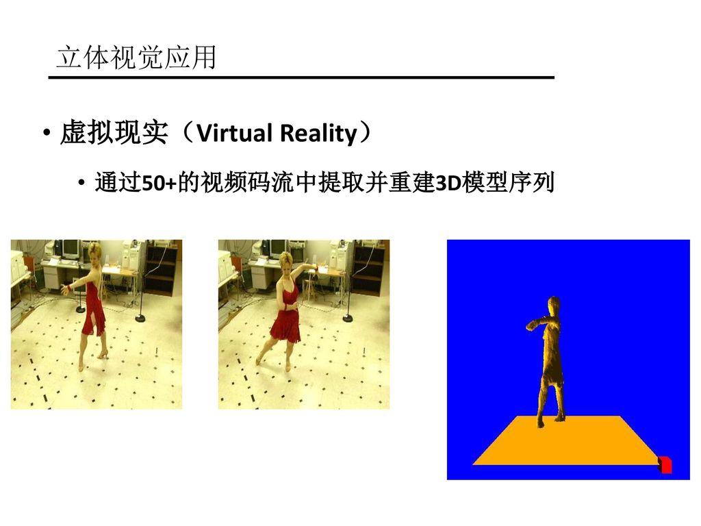 虚拟现实(Virtual Reality)