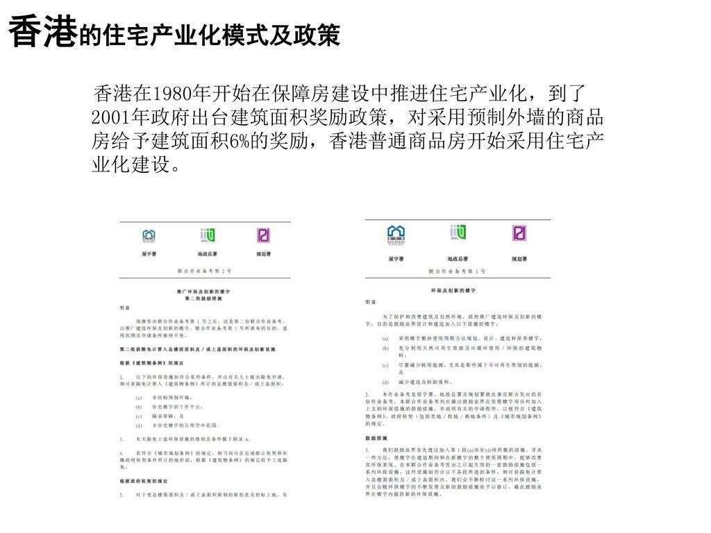 香港标准化设计为核心的装配式公屋 3/4人单位 实用面积 : 30.118平方米 1/2人单位 实用面积 : 14.05平方米 2/3人单位