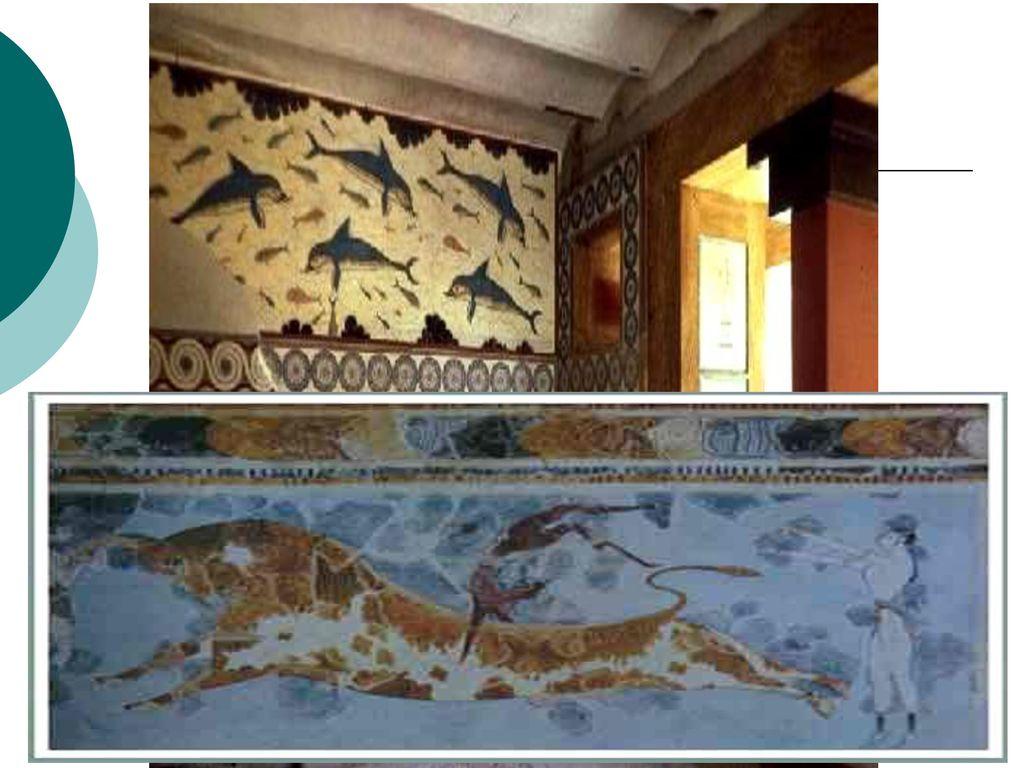 愛琴文明 邁諾安 -克里特島 -安詳、和平