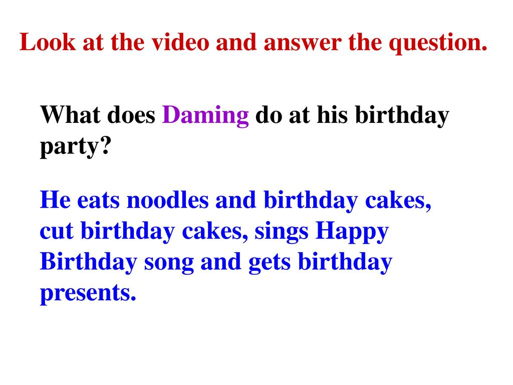 Look at the video and answer the question.