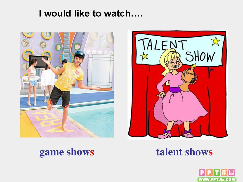 game shows talent shows