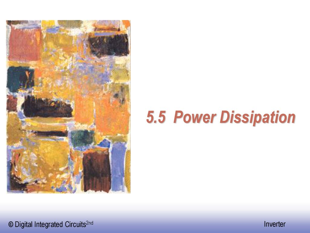 5.5 Power Dissipation