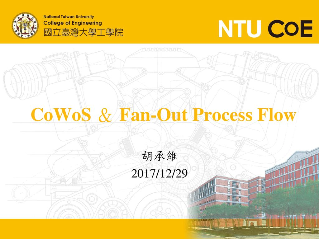 CoWoS & Fan-Out Process Flow