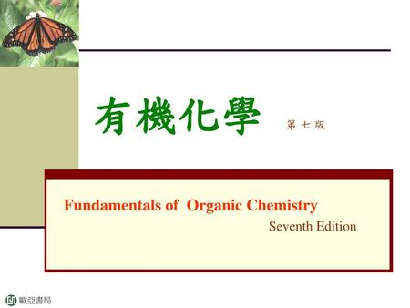 Fundamentals of Organic Chemistry Seventh Edition
