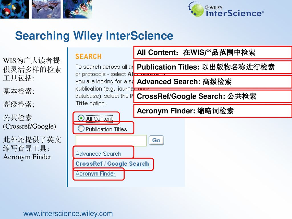 wiley journal finder