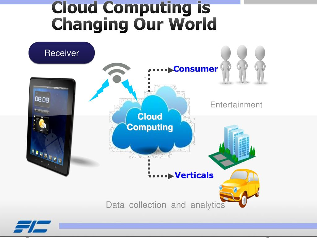Cloud Computing is Changing Our World