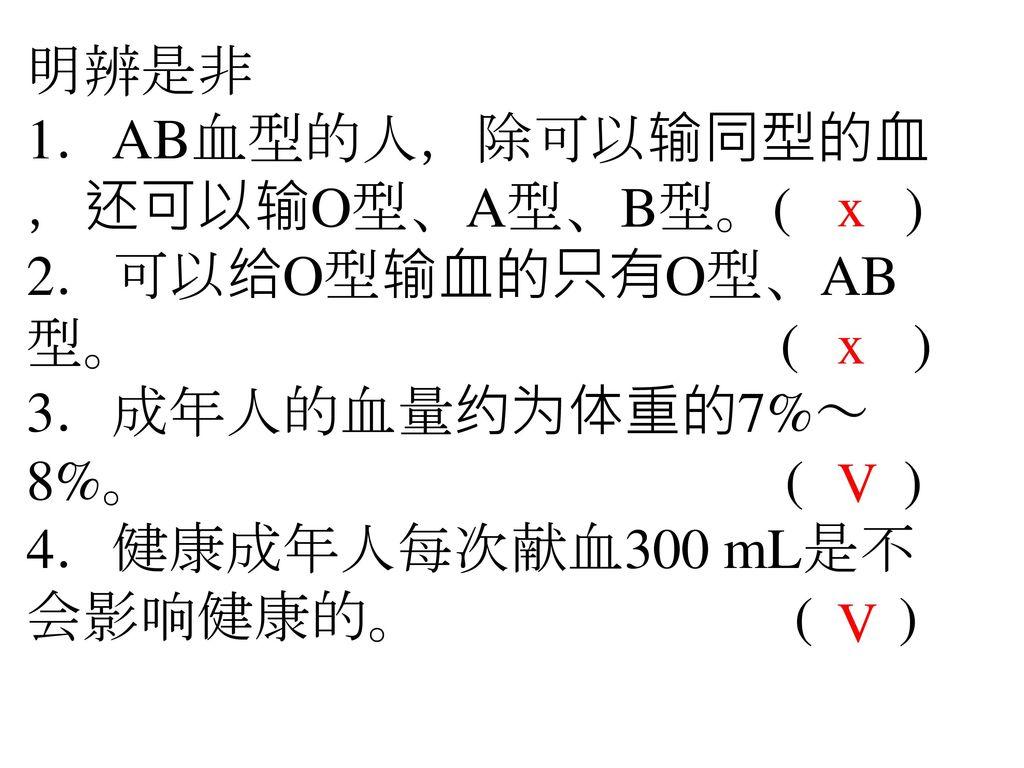ab 型 輸血