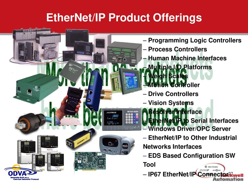 EtherNet/IP介绍介绍  - ppt download