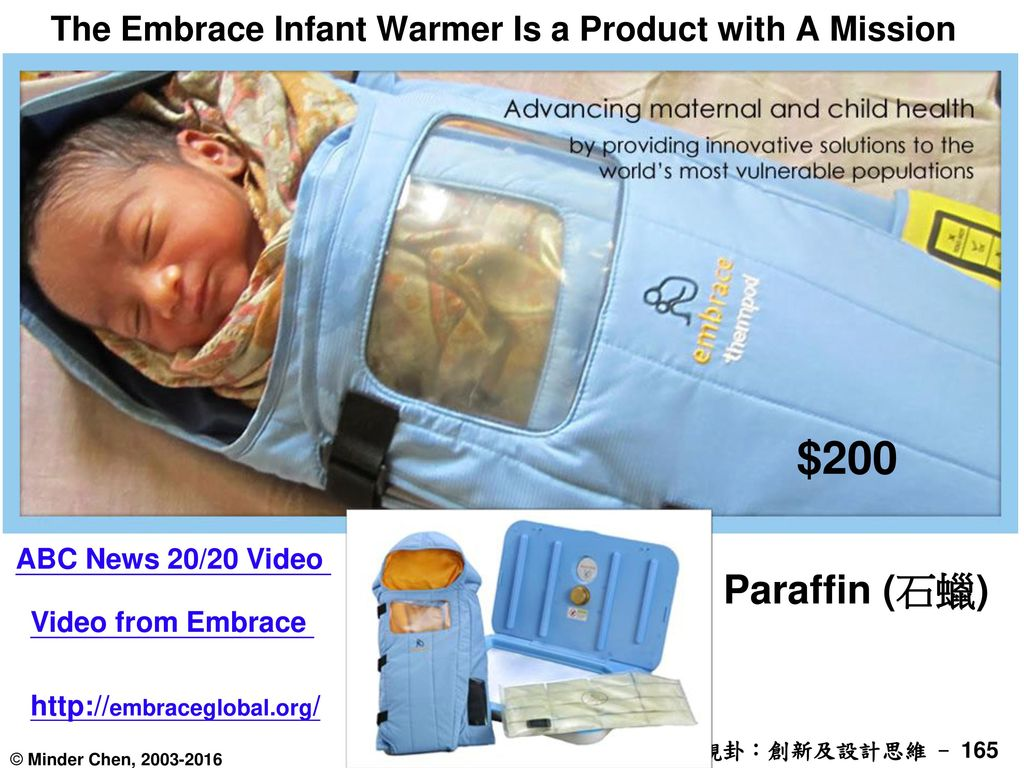 The Embrace Infant Warmer Is a Product with A Mission