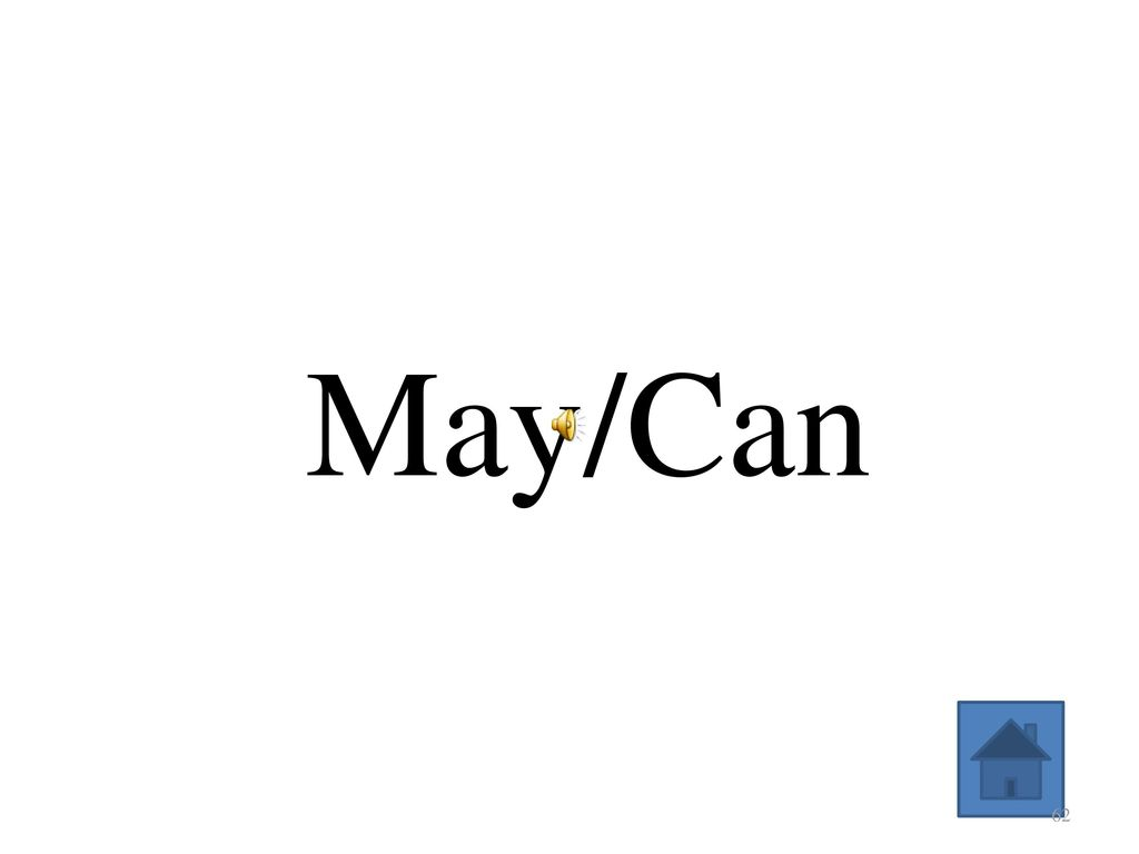 May/Can