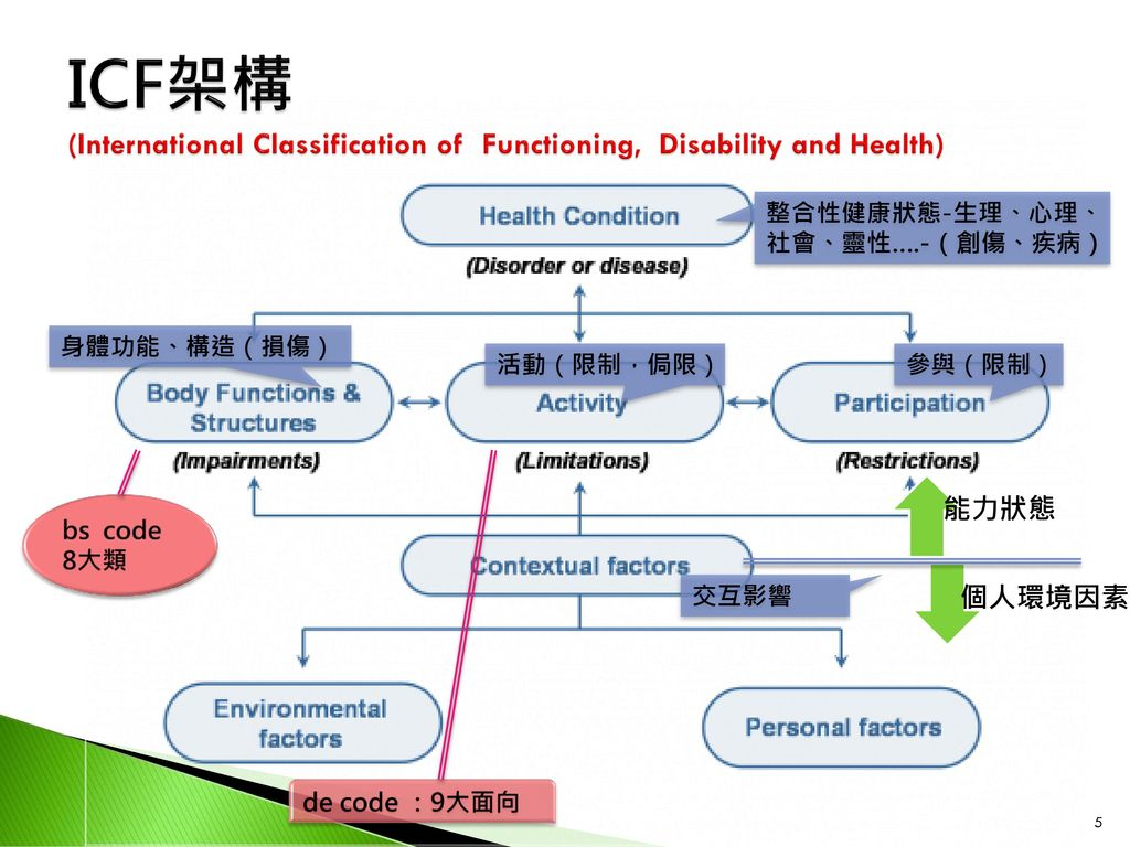international classification of functioning disability and health icf pdf