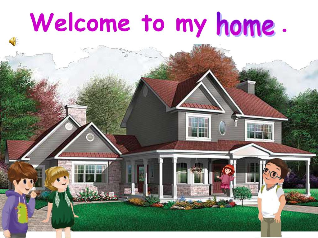 Welcome to my . home