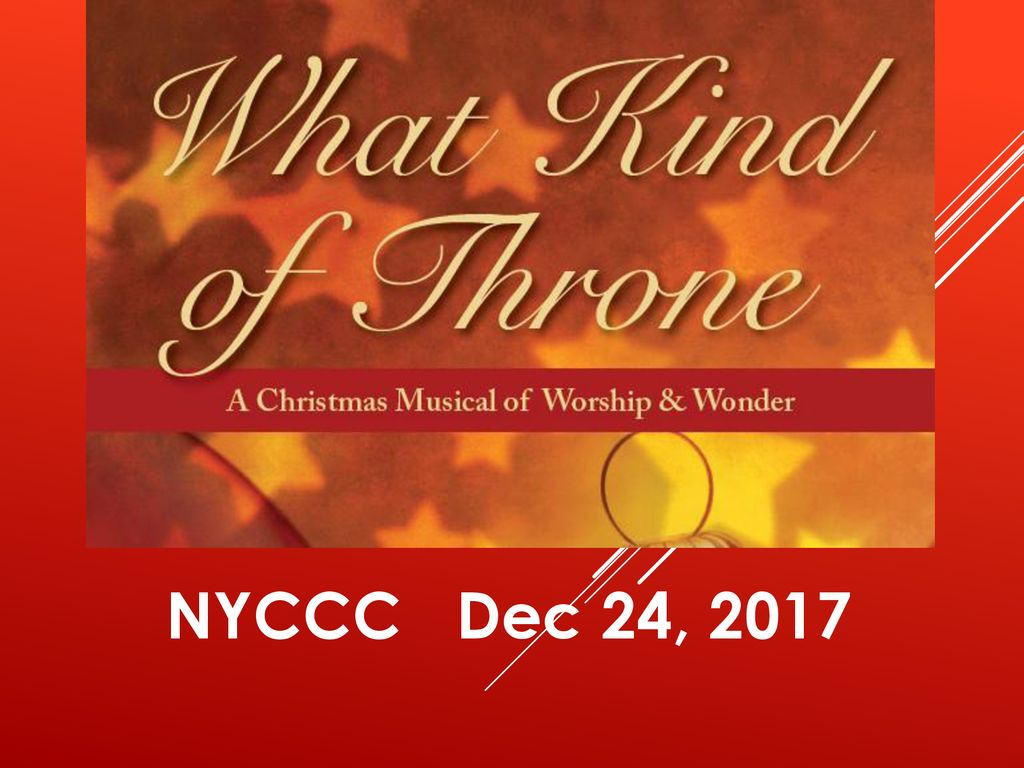 NYCCC Dec 24, 2017