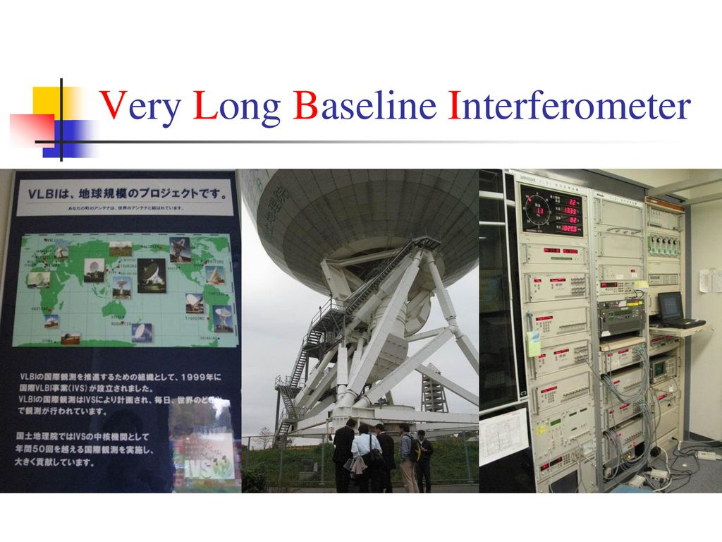 Very Long Baseline Interferometer